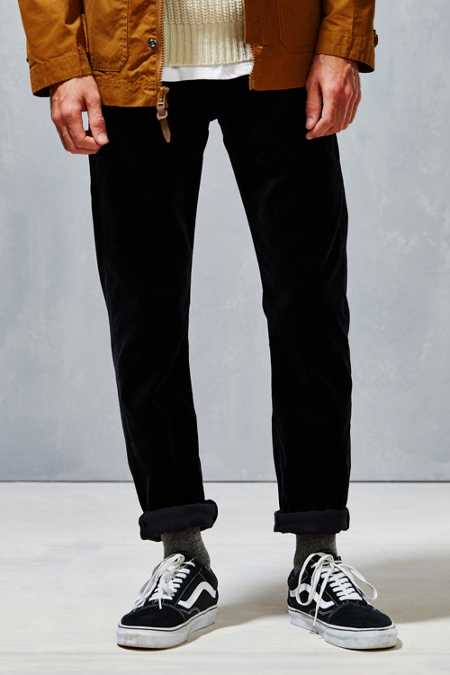 Monitaly 5-Pocket Velour Pant