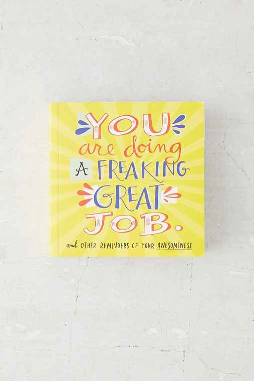 You Are Doing A Freaking Great Job By Workman Publishing,ASSORTED,ONE SIZE
