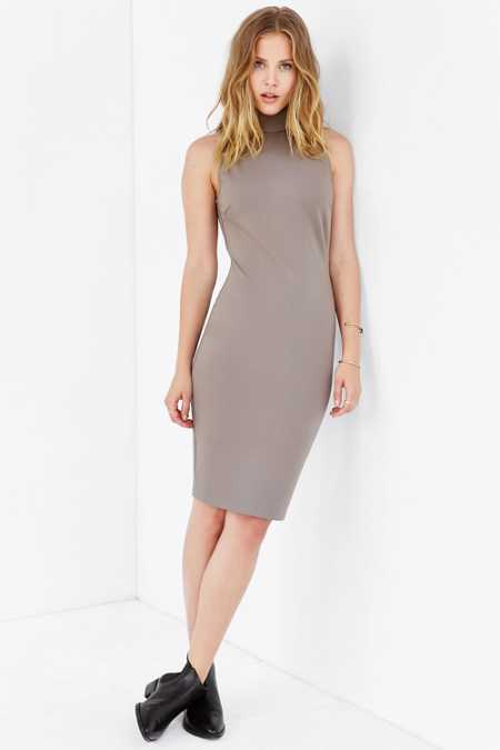 Elliatt Zip-Back Midi Dress