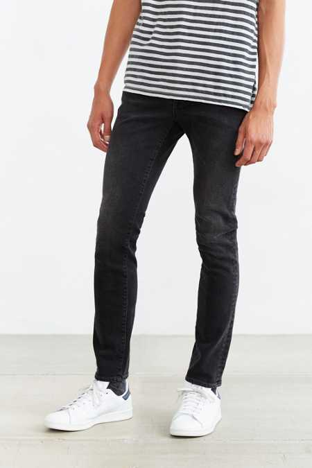 Neuw Black Pepper Skinny Jean