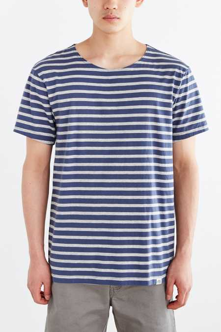 Cheap Monday Striped Crew Neck Tee