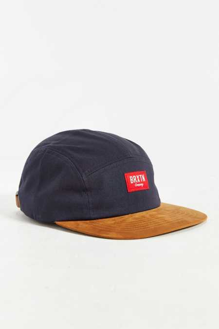 Brixton X UO Finnegan 5-Panel Hat