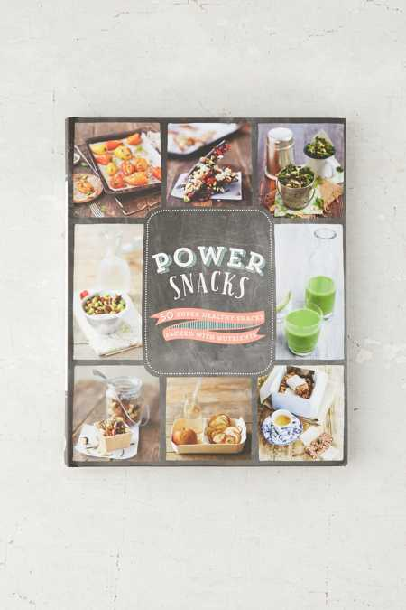 Power Snacks By Parragon Books