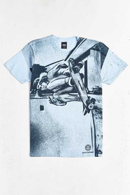 OBEY X Glen E. Friedman Tony Alva Tee