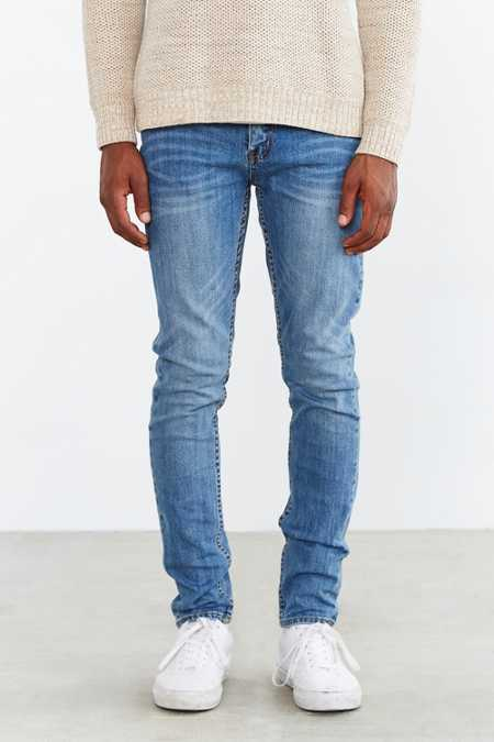 Cheap Monday Dark Wash Tight Jean