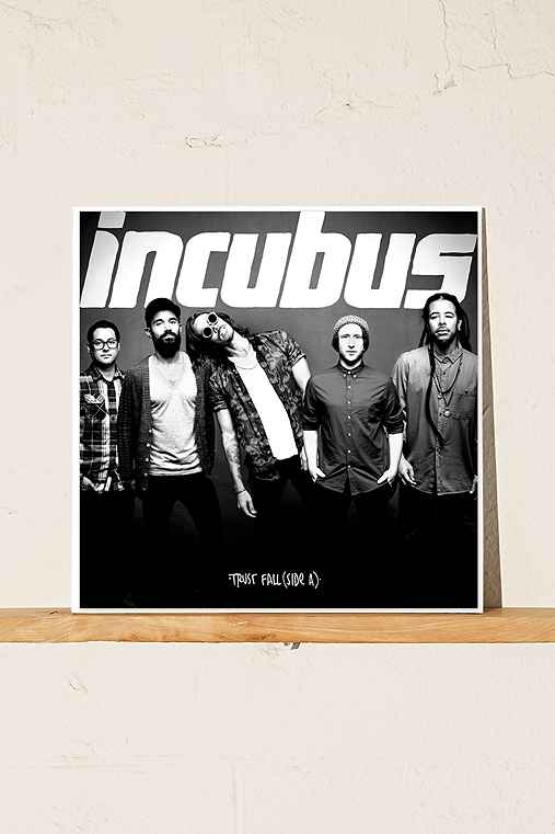 Incubus - Trust Fall EP,BLACK,ONE SIZE