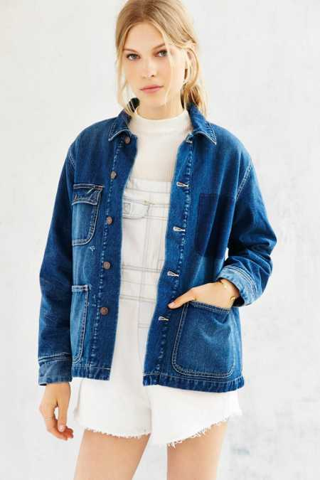 BDG Denim Workwear Jacket
