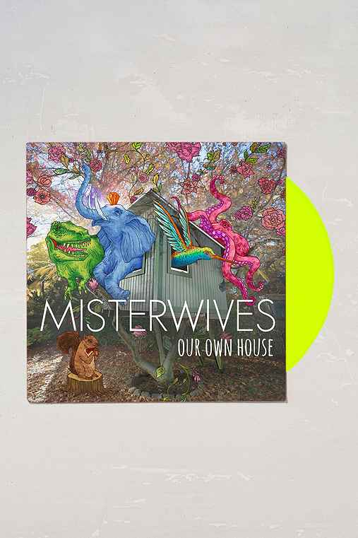 MisterWives - Our Own House LP,LIME,ONE SIZE