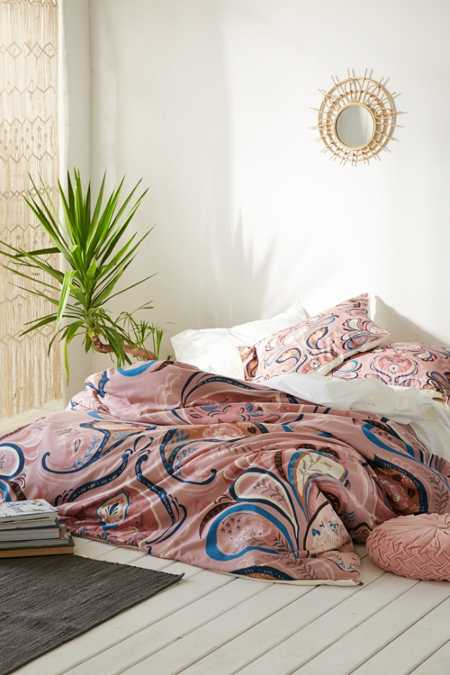Pimlada Phuapradit For DENY Paisleys And Damasks Duvet Cover