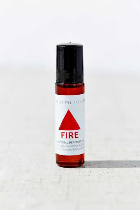 Species By The Thousands Elemental Perfume Oil