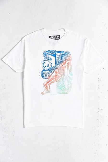 Vans Off The Wall Gallery Zio Ziegler Tee