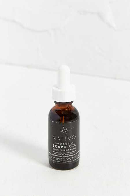 NATIVO Beard Oil