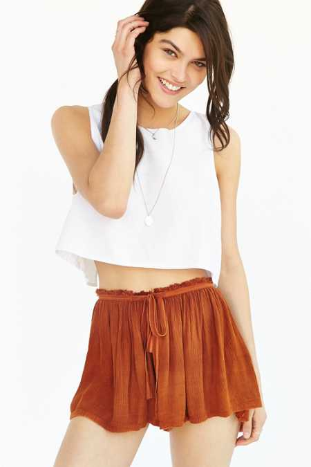 Ecote Mia Soft-Washed Short