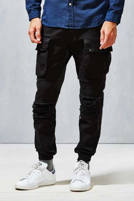 Publish Destructed Cargo Jogger Pant