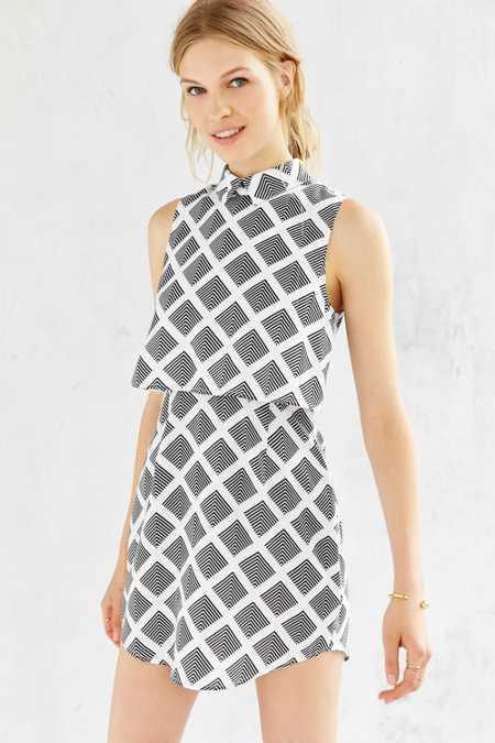 Cooperative Layered Dress