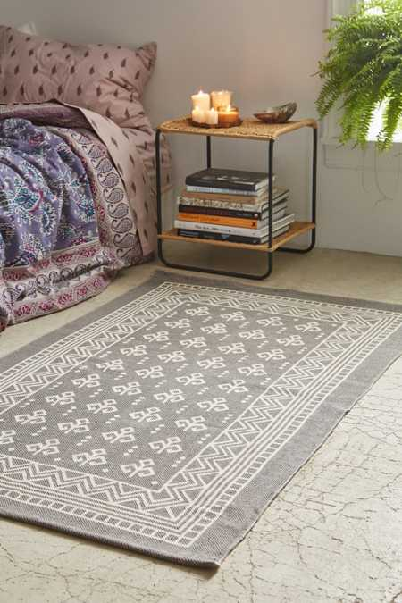 Magical Thinking Boho Border Printed Rug