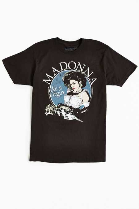 Madonna Virgin Tour Tee