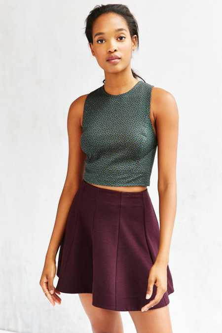 Cooperative Cleo Cropped Top