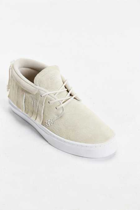 Clear Weather One-O-One Suede Shoe