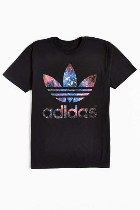 adidas Originals Galaxy Trefoil Tee