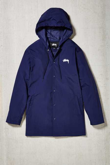 Stussy International Back Print Parka Jacket