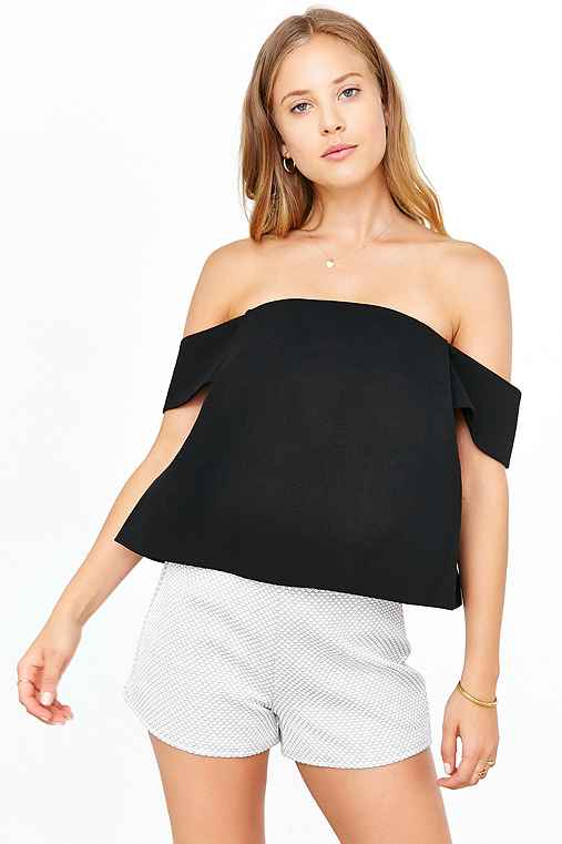 C/meo Collective The Palisades Top,BLACK,S
