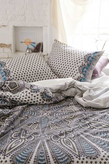 Magical Thinking Farah Medallion Duvet Cover