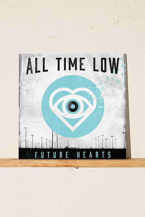 All Time Low - Future Hearts LP,BLACK,ONE SIZE