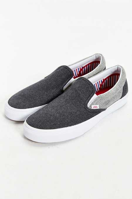 Vans Classic Wool Slip-On Sneaker