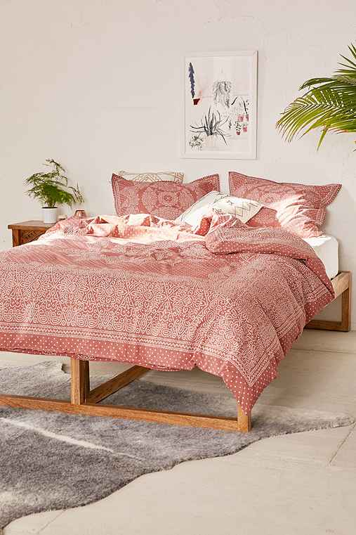 Magical Thinking Bandhani Duvet Cover Urban Outfitters