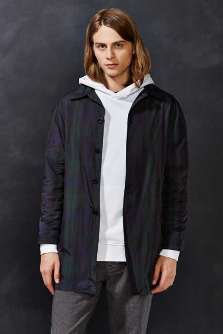 Stussy Blackwater Trench Coat