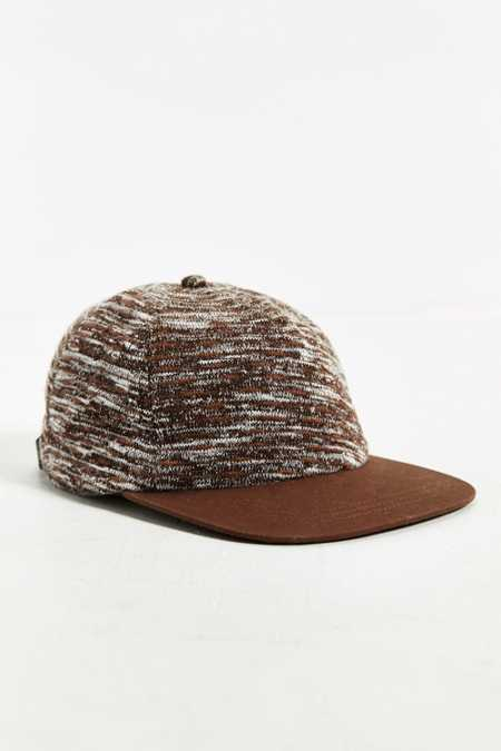 Rosin Low Pro Knit Strapback Hat