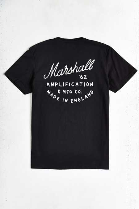 Marshall Amplification Slant 62 Tee