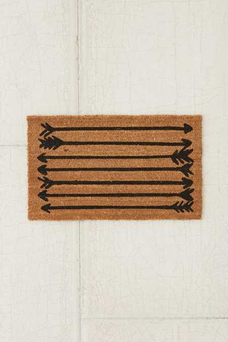 4040 Locust Arrows Doormat