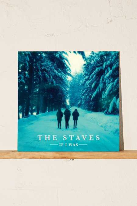 The Staves - If I Was LP