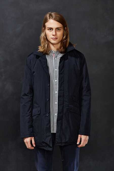 Native Youth Padded Winter Mac Coat