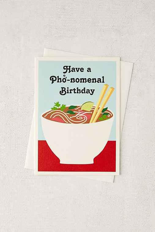 Seltzer Soup Birthday Card,MULTI,ONE SIZE