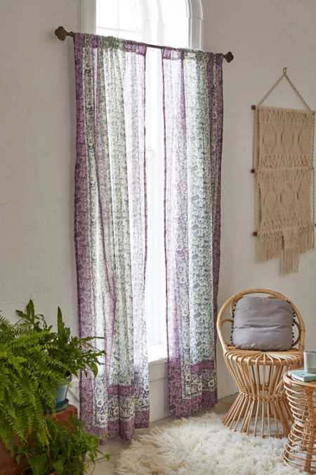 Plum & Bow Melody Curtain