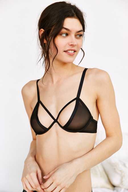 Out From Under Blair Inverted V Underwire Bra