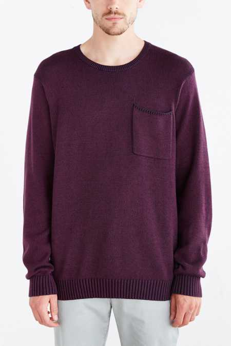 O'Hanlon Mills Trembell Pocket Sweater