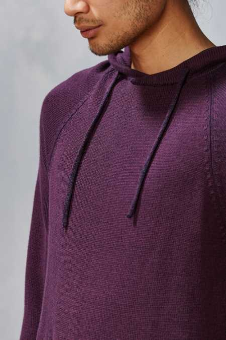 O'Hanlon Mills Harkness Hooded Sweater