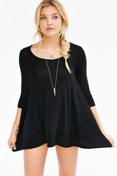 Project Social T Wilshire Tunic Top