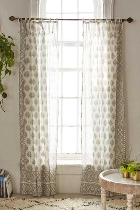 Plum & Bow Elysia Foil Curtain