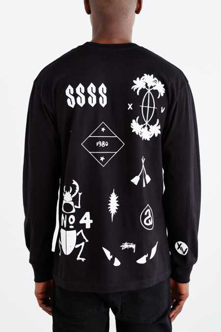 Stussy Roach Long-Sleeve Tee