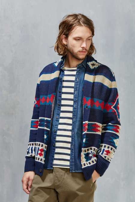 Koto Kikou Engineered Shawl Cardigan - Urban Outfitters