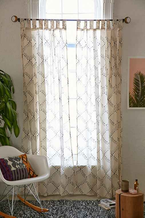 4040 Locust Sticks + Stone Curtain,IVORY,52X84