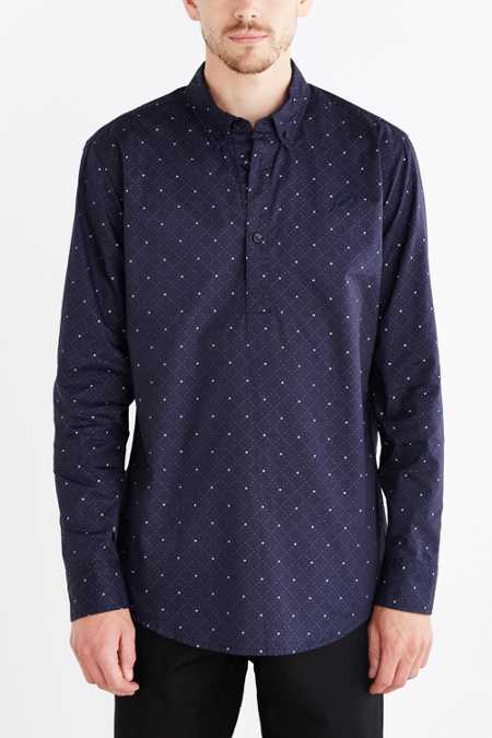 Publish Stanley 3M Print Popover Shirt