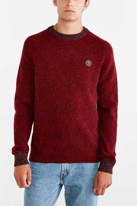 Fred Perry Donegal Sweater