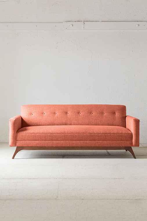 Atomic Sofa,ORANGE,ONE SIZE