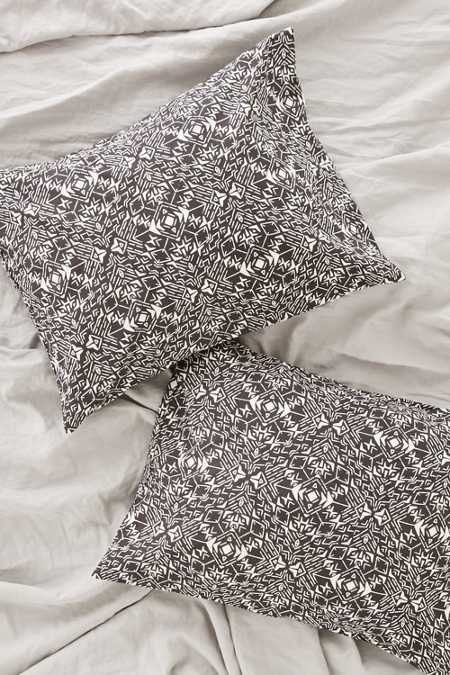 Magical Thinking Orson Geo Sham Set